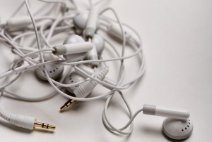 Tangled Headphones 2