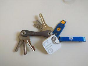 Keysmart Minimalist Keychain