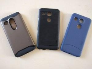 LG Nexus 5X Case Wars!