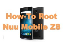 How-To Root Nuu Mobile Z8