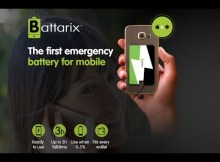 Battarix - Energy In Your Pocket