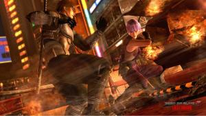 Dead or Alive 5: Last Round - Hayate vs. Ayane