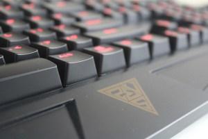 Gamdias - Hermes Mechanical Keyboard Close-Up