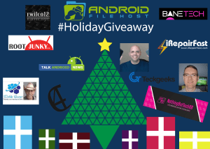 AndroidFileHost.com - Holiday Giveaway