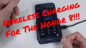 Wireless Charging for the Honor 8!