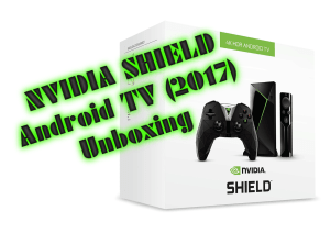 NVIDIA SHIELD Android TV (2017)