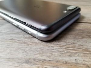 OnePlus 5 vs iPhone