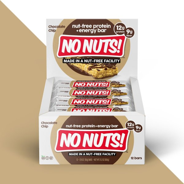 no nuts chocolate chip protein
