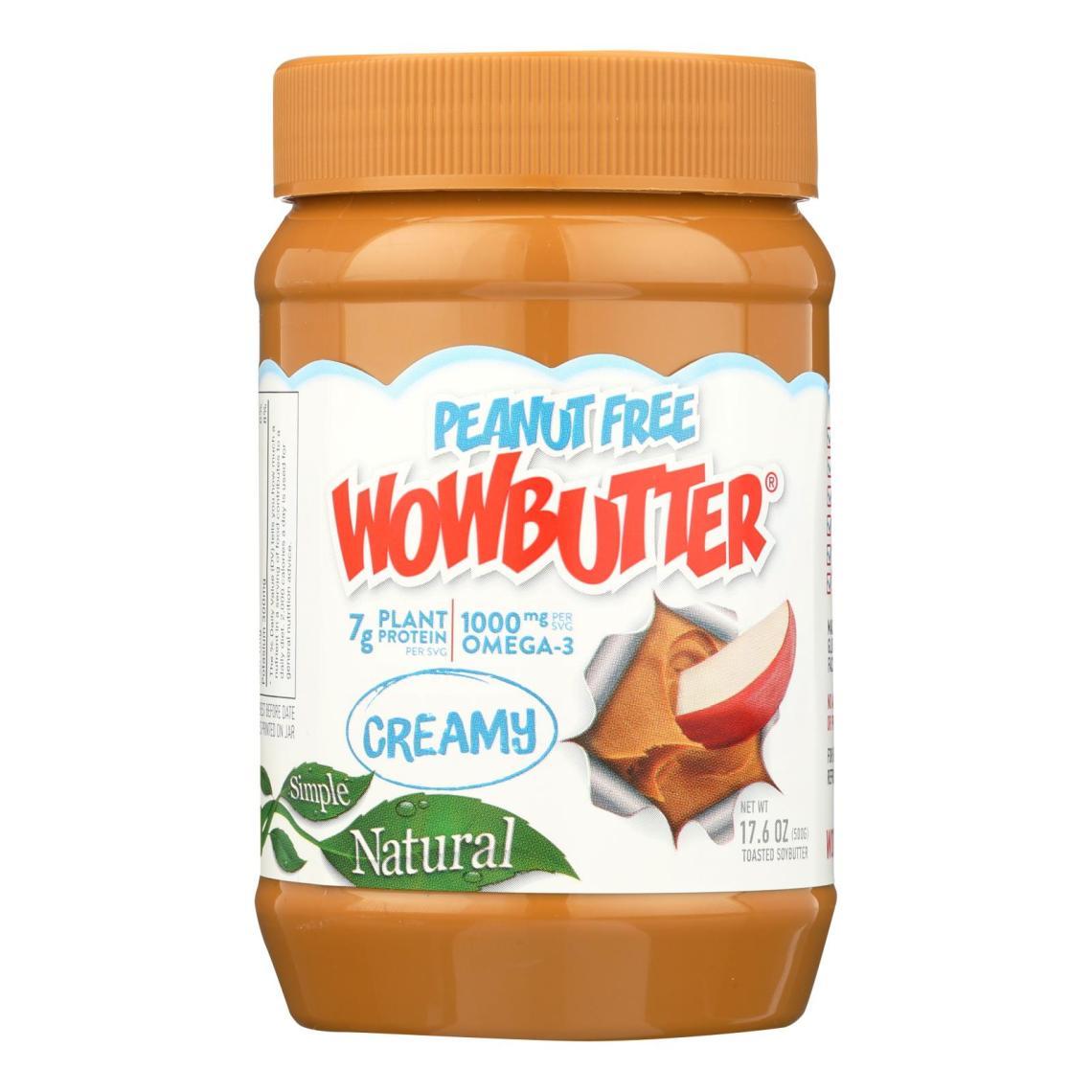 creamy wowbutter