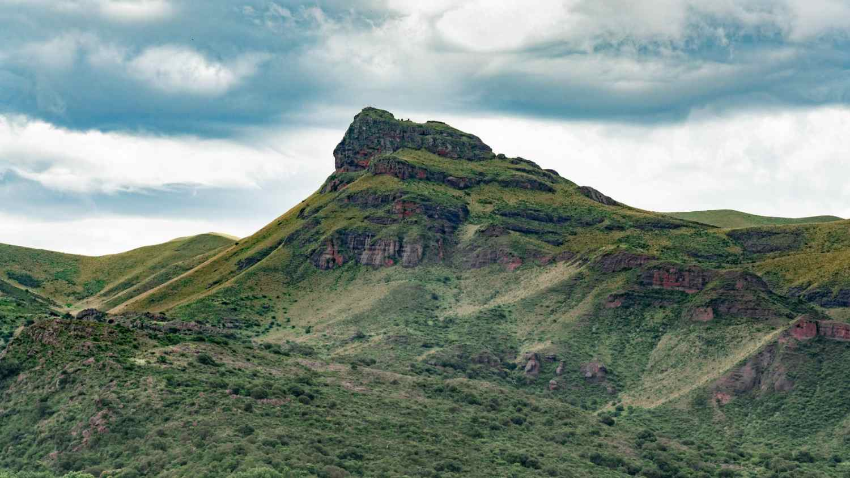 Cerro Colchiquí Cuevas Ongamira Cordoba
