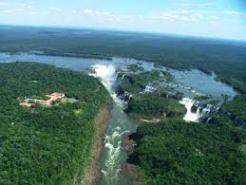 Río Iguazu
