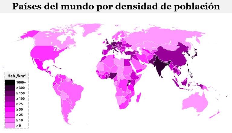 Cual Es El Pais Mas Poblado Segun Cada Continente Epicentro Geografico