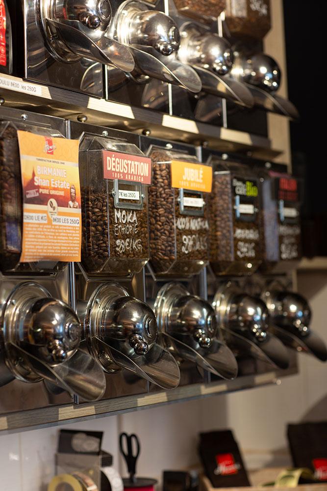 café selection épicerie gourmande