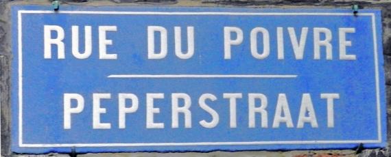 rue du poivre