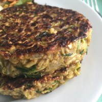 Zucchini and Oats Patties
