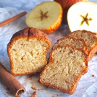 Cinnamon and Apple Cake