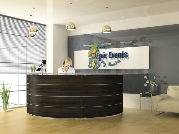 Epic Events by Booth, Inc. - Office Reception