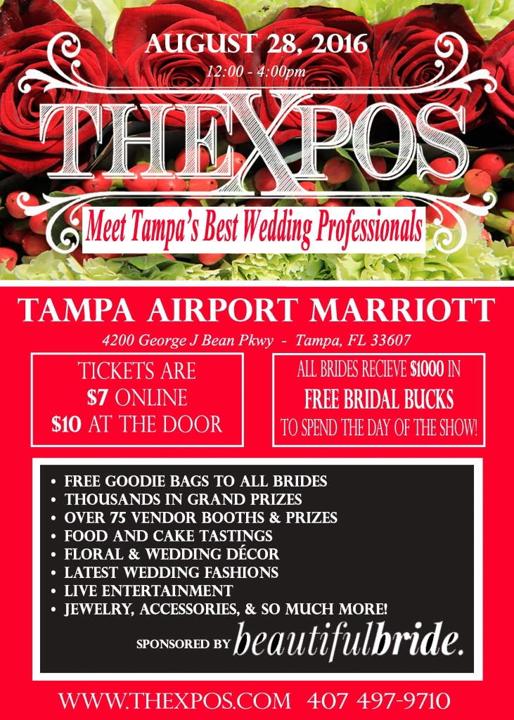 Epic Events by Booth, Inc. - TheXpos Tampa August 28, 2016