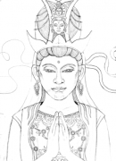 guan yin art interlude