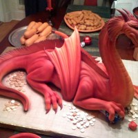 Dungeons & Dragons is a Piece of Cake