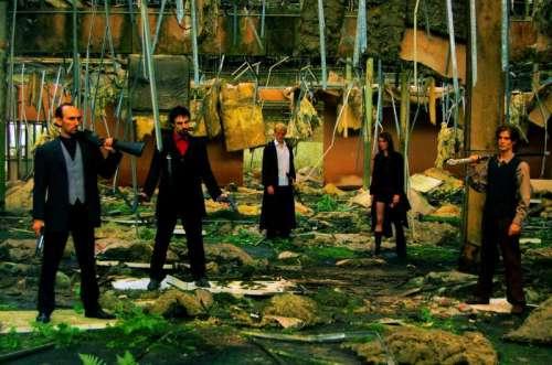 Reiki - The first Beliguim fantasy movie