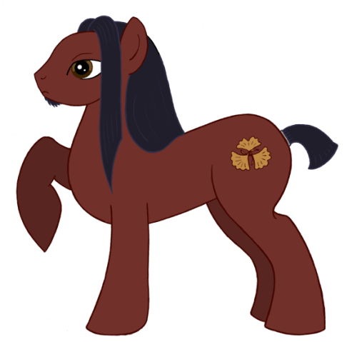 My Little Pony Dirk, MLP FiM Fanart