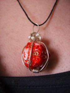 d20 amulet pendant jewelry