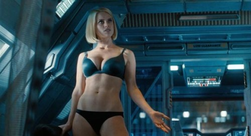 star trek into darkness carol marcus bra