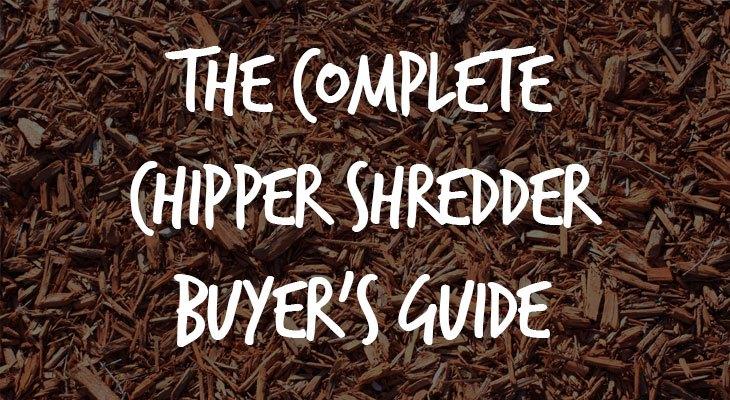 Best Chipper Shredder 2017