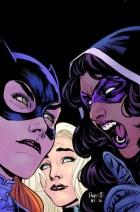 Capa - Batgirl and the birds of Prey: Rebirth #1