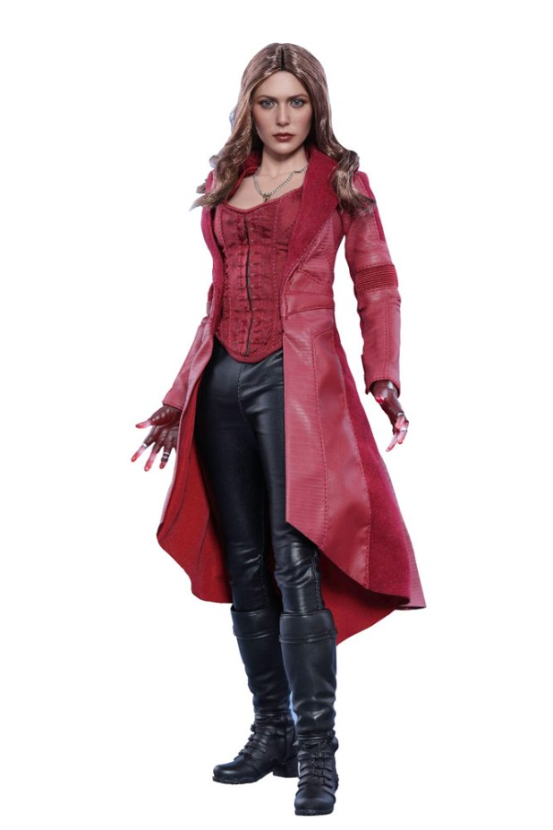 Hot Toys Scarlet Witch Action Figure