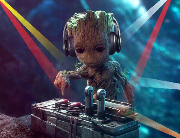 Baby Groot Guardians Galaxy Vol 2 trailer #GotGVol2