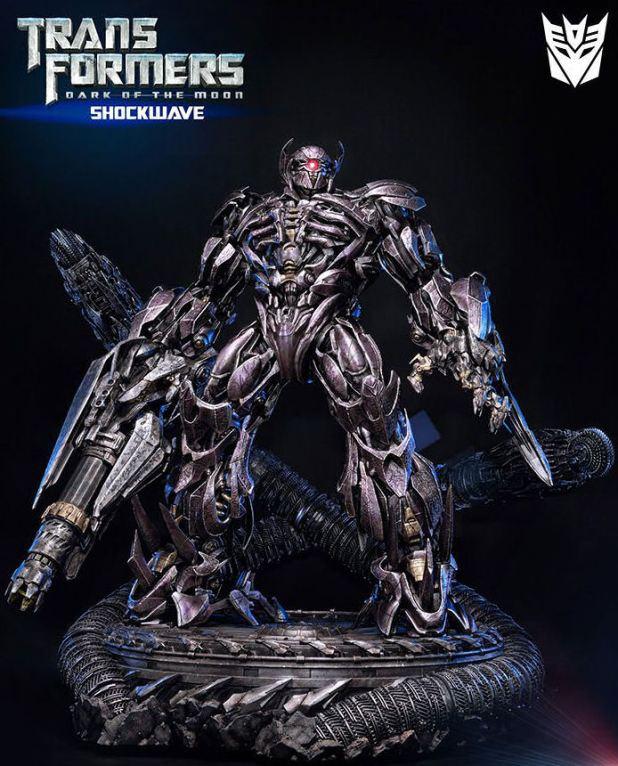 Transformers Toys Shockwave Statue