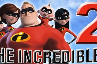 Incredibles 2 New Movie Trailer