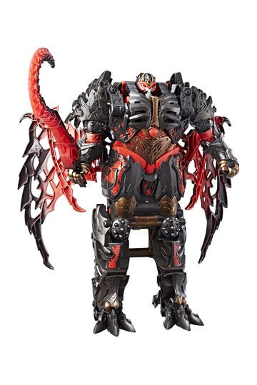 The Last Knight 1-Step Turbo Changer Action Figure  Megatron I2 Transformers