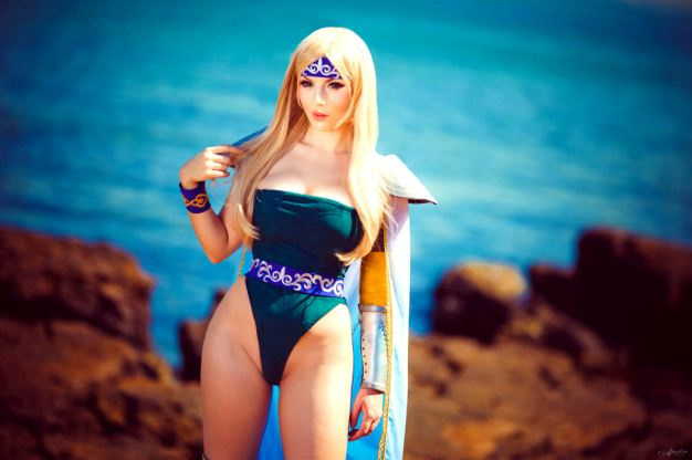 Katyuska Moonfox Cosplay