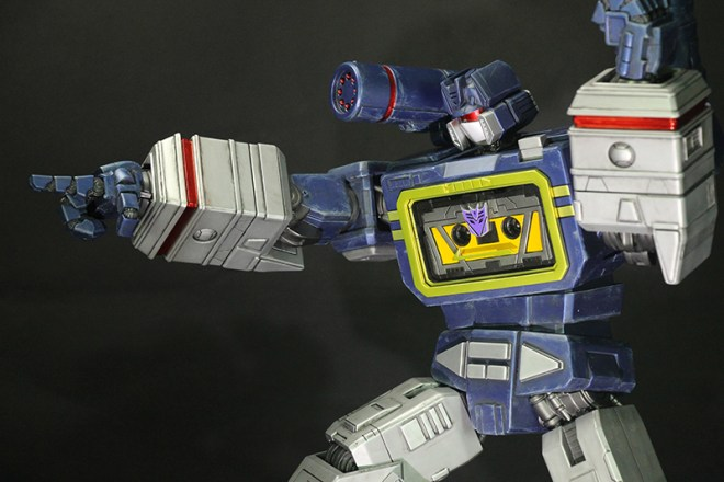 Transformers Statues