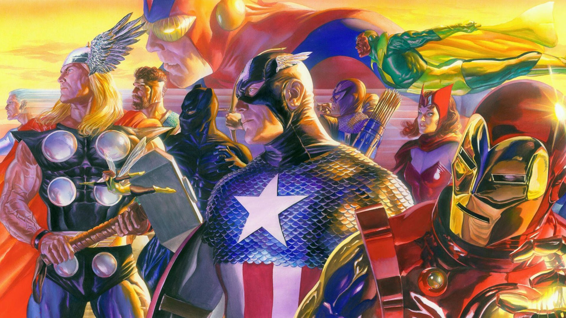 Cool Marvel Wallpapers Hd Epicheroes Select Image Gallery