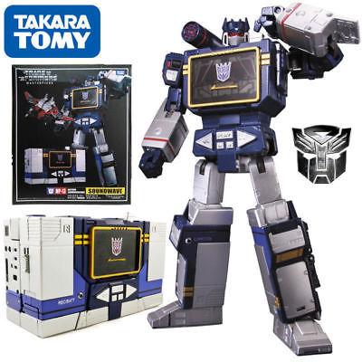 Transformers Masterpiece Toys Takara