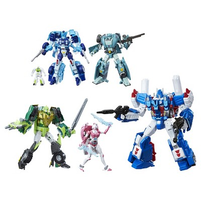 Transformers Platinum Edition Autobots