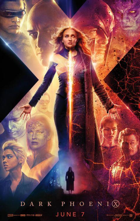 X-men Dark Phoenix - Trailer #3 HD - 20th Century FOX - epicheroes Movies