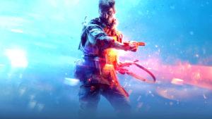 Battlefield V Video Game Wallpaper