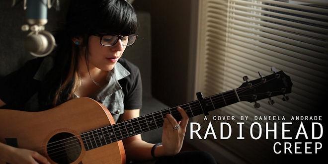 Radiohead Creep (cover) by Daniela Andrade