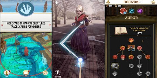 Harry Potter Wizards Unite - New Augmented Reality Game - Pokemon Go