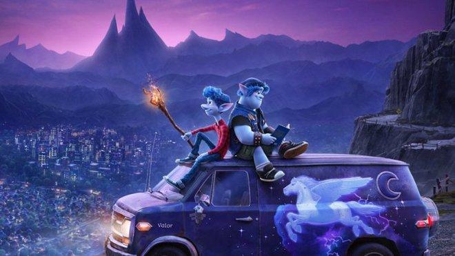 Onward Animated Movie Trailer - Walt Disney Pictures - Tom Holland & Chris Pratt