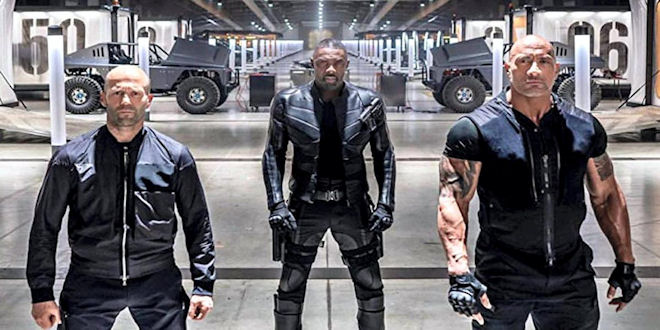 Fast & Furious Presents : Hobbs & Shaw - New Trailer - Dwayne Johnson Idris Elba