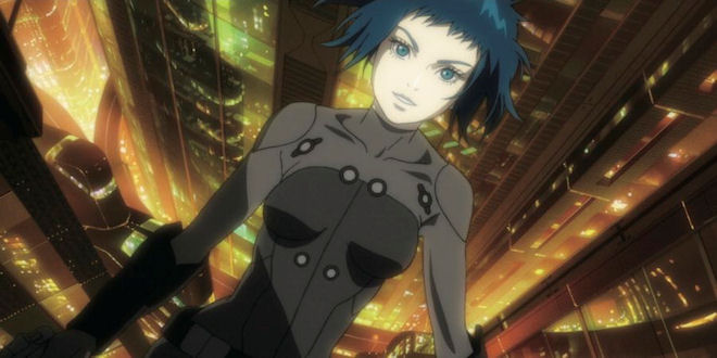 Manga Anime Ghost in Shell Arise - epicheroes Custom Video edit