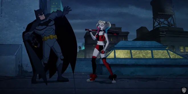 HARLEY QUINN Comic-Con 2019 Trailer Batman