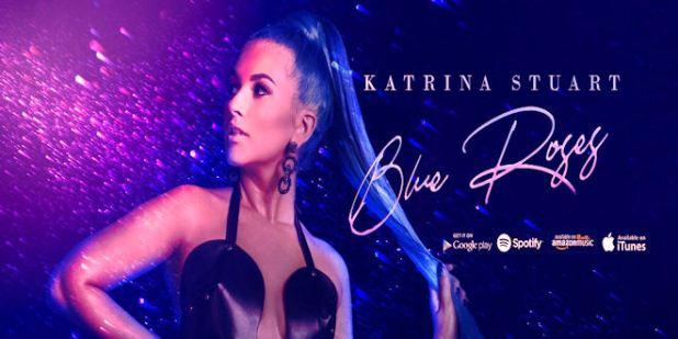 New Music Single Release - By Katrina Stuart - Blue Roses