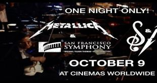 Metallica and The San Francisco Symphony Orchestra